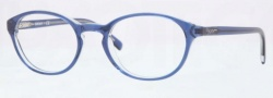 DKNY DY4638 Eyeglasses Eyeglasses - 3596 Blue Transparent / Demo Lens