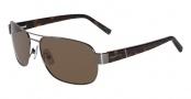 Nautica N5086S Sunglasses Sunglasses - 032 Gunmetal / Tortoise