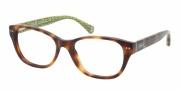 Coach HC6029 Eyeglasses Eyeglasses - 5040 Tortoise / Demo Lens