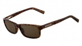 Nautica N6165S Sunglasses Sunglasses - 310 Dark Tortoise