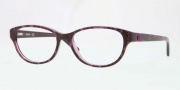 DKNY DY4642 Eyeglasses Eyeglasses - 3616 Top Leopard on Violet / Demo Lens