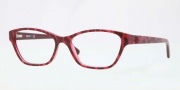 DKNY DY4644 Eyeglasses Eyeglasses - 3617 Top Leopard on Red / Demo Lens