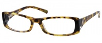 Guess by Marciano GM102 Eyeglasses Eyeglasses - DABLK: Demi Amber Black