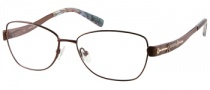 Guess by Marciano GM123 Eyeglasses Eyeglasses - BRN: Satin Brown