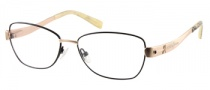 Guess by Marciano GM123 Eyeglasses Eyeglasses - GLDBLK: Satin Gold