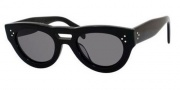 Celine CL 41030/S Sunglasses Sunglasses - 0807 Black / Grey Lens