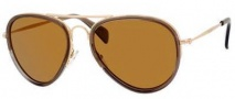 Celine CL 41032/S Sunglasses Sunglasses - 0GH3 Gray / Brown Lens