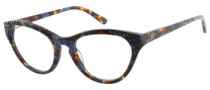 Guess by Marciano GM133 Eyeglasses Eyeglasses - BLDM: Demi Blue Marble