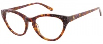 Guess by Marciano GM133 Eyeglasses Eyeglasses - PRDM: Demi Purple Marble