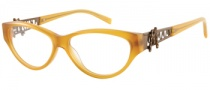 Guess by Marciano GM136 Eyeglasses Eyeglasses - AMB: Amber