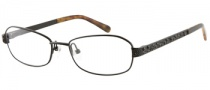 Guess by Marciano GM139 Eyeglasses Eyeglasses - BLK: Satin Black