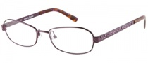 Guess by Marciano GM139 Eyeglasses Eyeglasses - PUR: Satin Purple