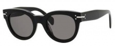 Celine CL 41040/S Sunglasses Sunglasses - 0807 Black / Grey Lens