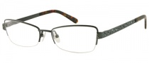 Guess by Marciano GM140 Eyeglasses Eyeglasses - GRN: Satin Green