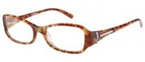 Guess by Marciano GM142 Eyeglasses Eyeglasses - HNY: Honey Tortoise