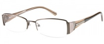 Guess by Marciano GM143 Eyeglasses Eyeglasses - BRZ: Shiny Bronze