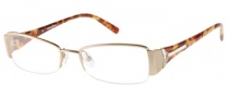 Guess by Marciano GM143 Eyeglasses Eyeglasses - SG: Satin Gold