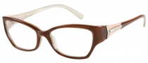 Guess by Marciano GM144 Eyeglasses Eyeglasses - AMB: Amber Cream