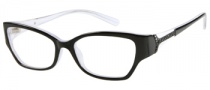Guess by Marciano GM144 Eyeglasses Eyeglasses - BLKM: Black White