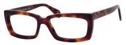 Celine CL 41301 Eyeglasses Eyeglasses - 005L Havana