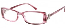 Guess by Marciano GM146 Eyeglasses Eyeglasses - RO: Rose Striated