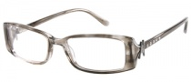 Guess by Marciano GM146 Eyeglasses Eyeglasses - SMK: Smoke Striated