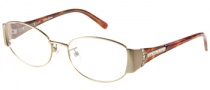 Guess by Marciano GM148 Eyeglasses Eyeglasses - SG: Satin Gold
