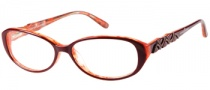 Guess by Marciano GM153 Eyeglasses Eyeglasses - BRNOR: Copper Orange