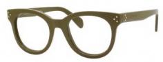Celine CL 41302 Eyeglasses Eyeglasses - 0EL0 Green