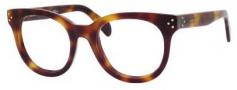 Celine CL 41302 Eyeglasses Eyeglasses - 005L Havana