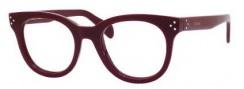 Celine CL 41302 Eyeglasses Eyeglasses - 0LHF Burgundy