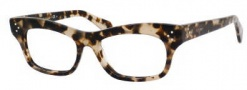 Celine CL 41303 Eyeglasses Eyeglasses - 03Y7 Honey Havana