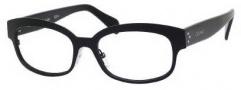 Celine CL 41307 Eyeglasses Eyeglasses - 0PDC Semi Matte Black