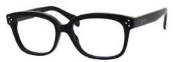 Celine CL 41322 Eyeglasses Eyeglasses - 0807 Black