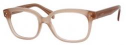 Celine CL 41322 Eyeglasses Eyeglasses - 0GKY Opal Brown