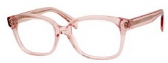 Celine CL 41322 Eyeglasses Eyeglasses - 0AA6 Transparent Pink