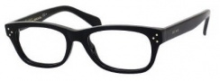 Celine CL 41323 Eyeglasses Eyeglasses - 0807 Black