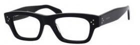 Celine CL 41324 Eyeglasses Eyeglasses - 0807 Black