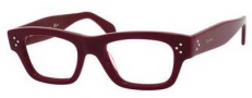 Celine CL 41324 Eyeglasses Eyeglasses - 0LHF Burgundy