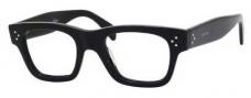 Celine CL 41325 Eyeglasses Eyeglasses - 0807 Black