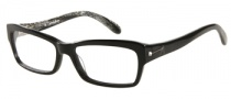 Guess by Marciano GM164 Eyeglasses Eyeglasses - BKWHT: Black White