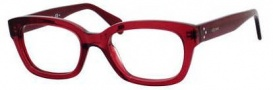 Celine CL 41329 Eyeglasses Eyeglasses - 0LFY Burgundy