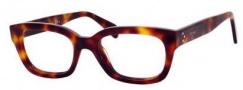 Celine CL 41329 Eyeglasses Eyeglasses - 005L Havana