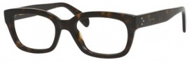 Celine CL 41329 Eyeglasses Eyeglasses - 0086 Dark Havana