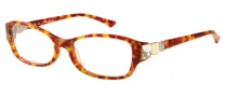 Guess by Marciano GM168 Eyeglasses Eyeglasses - HNY: Honey Tortoise