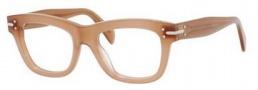 Celine CL 41335 Eyeglasses Eyeglasses - 0GKY Opal Brown