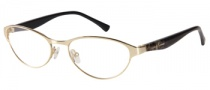 Guess by Marciano GM176 Eyeglasses Eyeglasses - GLDLP: Shiny Gold