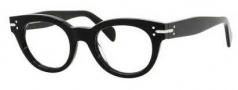 Celine CL 41336 Eyeglasses Eyeglasses - 0807 Black