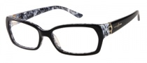 Guess by Marciano GM183 Eyeglasses Eyeglasses - BLKWHT: Black White