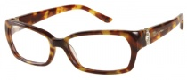 Guess by Marciano GM183 Eyeglasses Eyeglasses - HNY: Honey Tortoise
